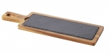 REVOL BASALT, Acacia Board for tray