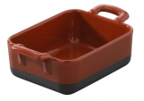 REVOL BELLE CUISINE ECLIPSE, Shallow Rectangular dish