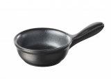 REVOL MINIATURES,  Mini saucepan, black